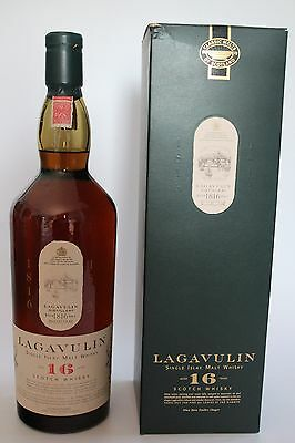 Whisky Lagavulin 16 Years Old White Horse 100 cl