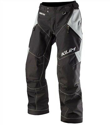 Klim Free Ride Snow Mens Winter Cold Weather Sled Snowmobile Pants