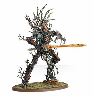 Warhammer Age of Sigmar: Sylvaneth: Treelord or Treelord Ancient or Durthu