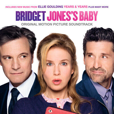 Various Artists : Bridget Jones's Baby CD (2016)