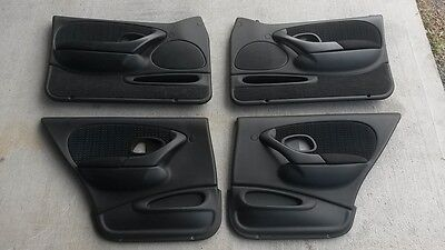 XR door trims for Ford Falcon AU XR6 XR8