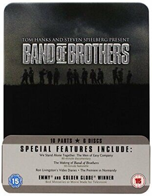 Band Of Brothers: Complete HBO Series [DVD] [2001] - DVD  FOVG The Cheap Fast