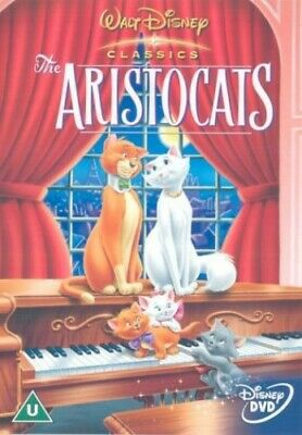 The Aristocats [DVD] - DVD  Y7VG The Cheap Fast Free Post