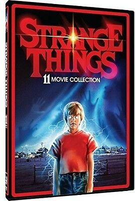 Strange Things: Pulse / Spacehunter / Krull DVD