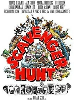 Scavenger Hunt [New DVD]