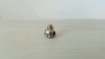 Authentic Pandora Charm Bead Little Bird 790424 - Retired & Rare