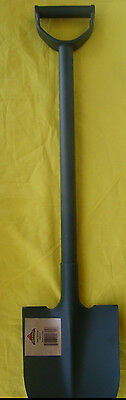 Red Rock Jeep Shovel Steel Construction Survival Tool Camping Hunting