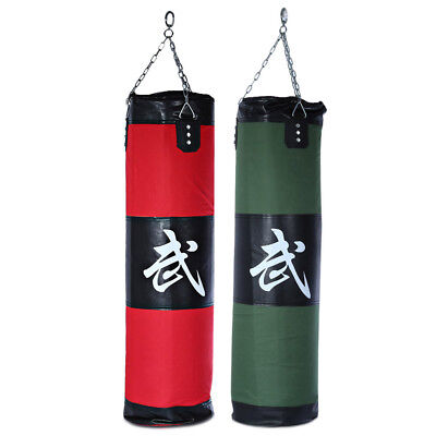 Casual Training Mma Boxing Punching Bag Thai Fitness Kick Fight Sand Bag Punch