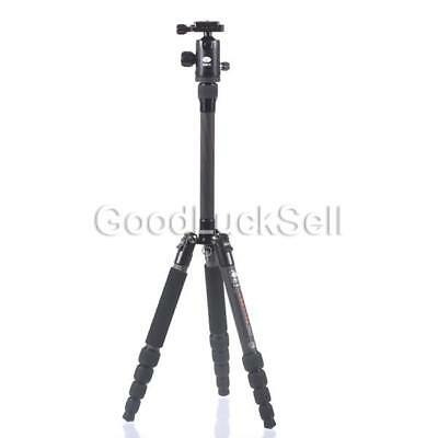 Sirui T-025X Carbon ULTRA COMPACT Tripod Kit with Newest C-10X Ball Head US