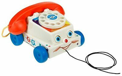 Fisher Price Classic Pull Toy: Chatter Telephone by Sababa Toys [952] CXX