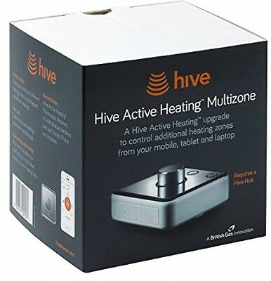 Hive 2 - Active Heating Multizone Without Installation (works With Amazon Alexa)
