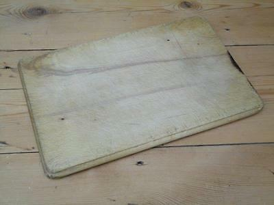 Vintage Wooden Chopping Board Bread Board Kitchenalia
