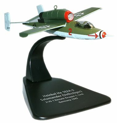 Oxford Aviation 1/72 scale Heinkel He.162A-2 die-cast