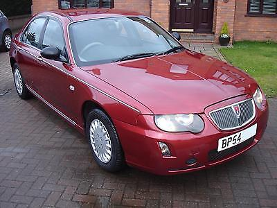 2005 Rover 75 1.8 Petrol Classic 4dr Cheapest Facelift Model Anywhere