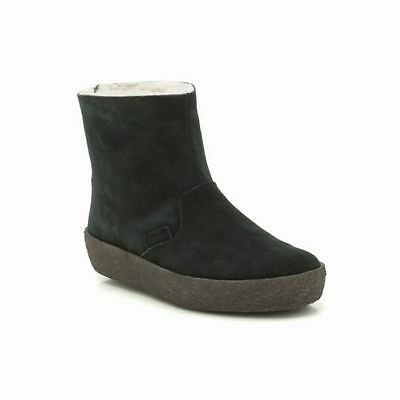 Clarks Ladies Jez Ice Beautiful Warm Lined  Ankle Boots Various Sizes