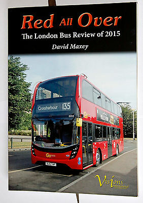 Red all Over, The London Bus Review 2015