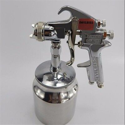 Devilbiss JGX-502 Japan High Atomizing Paint Spray Gun 1.4mm Nozzle Suction