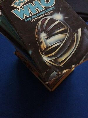 Bundle of 20 Target DOCTOR DR WHO novels (some rare, most Excellent Condition)