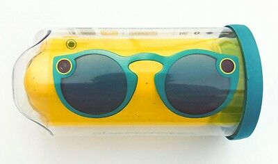 Snapchat Spectacles New Teal Colour