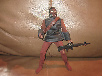 Planet of the Apes Mego Gorilla Soldier