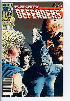 New Defenders #128 - Assault on the Empire! (Marvel, 1984) - FN-