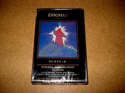 Enigma - MCMXC a. D. / MC Kassette / OVP, Sealed / Cassette Tape / Sadness