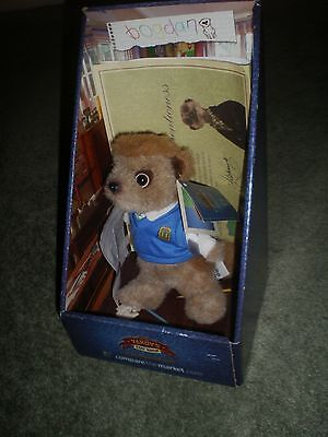 New Bogdan Soft Toy In Box, Certificates
