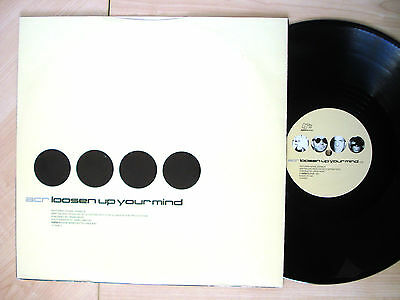 """A Certain Ratio ACR Loosen Up Your Mind / The Planet UK 12"""" Robs 1991 EX/EX"""