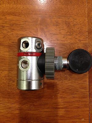 Dive Rite 1st Stage Scuba Diving Regulator,Pony,Stage,Swivel Turret,Din  Fitting