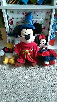 Official Disneyland Plush Mickey Mouse Bundle