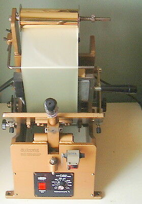 Hot Foil Printing Machine - Many extras