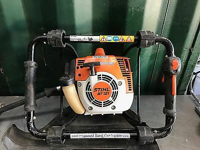 Stihl Earth Auger Borer Fencing Digger Attachment