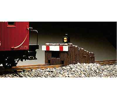 Lgb G Scale Lighted Track Bumper (1 Piece) | Bn | 10310