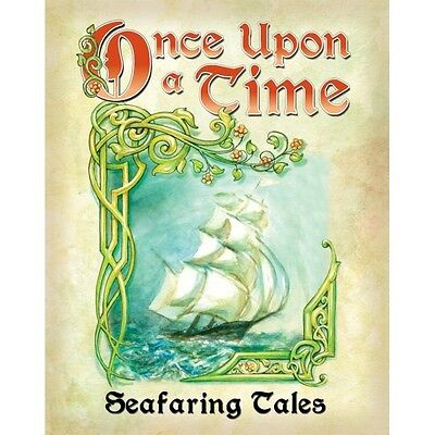 Once Upon A Time Seafaring Tales Brand New