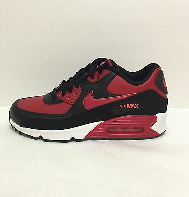 New Boys Girls Nike Air  Max 90 LTR (GS) Running Shoes Youth Size 6Y, 7Y