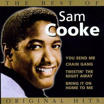 SAM COOKE-The Best Of  CD NEW