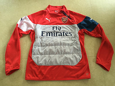 Training Top / Sweat (no maillot) d'entrainement ARSENAL Puma Taille L Neuf