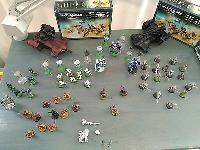 Ejercito Imperio Tau Warhammer 40K