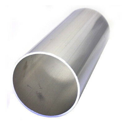 Aluminium Round Tube Pipe choose outside diameters from 8 mm to 80 mm