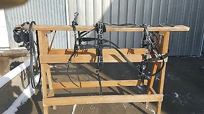 Frontier Special Amish made beta mini miniature horse size harness NEW COMPLETE