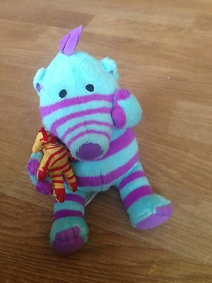 Small Flimble Soft Toy Florrie Fimbles