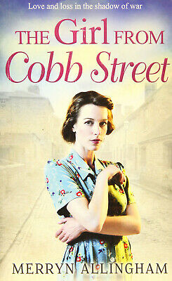 The Girl from Cobb Street by Merryn Allingham, Book, New (Paperback, 2015)