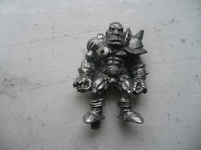 Citadel Warhammer classic 80s Blood Bowl Iron Claw Ogre A oop