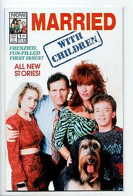 Married With Children #1 - (Now, 1991) - VF+