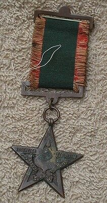 1906 to 1911 PERFECT ATTENDANCE MEDAL EDUCATION COMMITTEE DORSET COUNTY COUNCIL