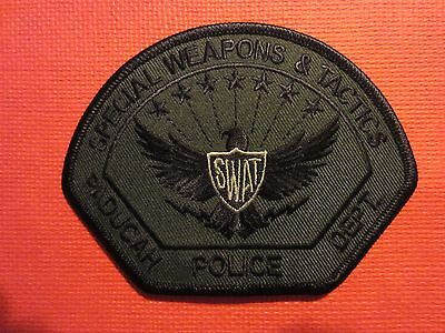 Collectible Kentucky Police Patch Paducah SWAT New