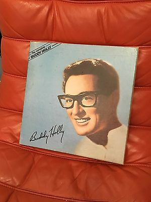 """The Complete Buddy Holly 6 X 12"""" Lp Album & Book Boxset - Coral (1979)"""