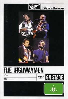 Highwaymen: Live DVD Region ALL