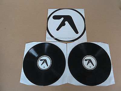 APHEX TWIN Selected Ambient Works 85-92 APOLLO 2x LP RARE 1ST PRESSING AMBLP3922
