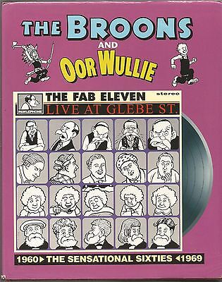 THE BROONS and OOR WULLIE THE SENSATIONAL SIXTIES PUBLISHED 1999